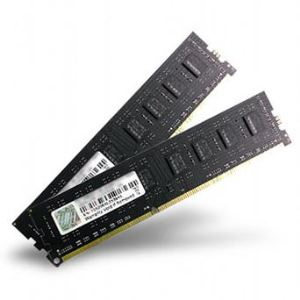 G.Skill F3-10600CL9D-8GBNT - Barrettes mémoire Value 2 x 4 Go DDR3 1333 MHz CL9 Dimm 240 broches