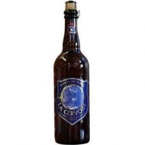 Melusine Bière Cervoise Ambrée - 75 cl - 6.5 %