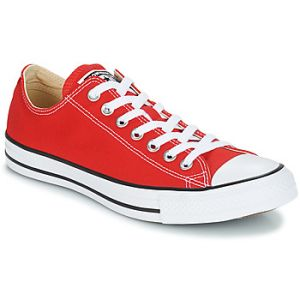 Converse Baskets basses CHUCK TAYLOR ALL STAR CORE OX rouge - Taille 36,37,38,39,40,41,42,43,44,45,46,42 1/2,46 1/2,48,37 1/2,41 1/2,44 1/2,39 1/2