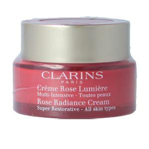 Clarins Crème Rose Lumière Multi-Intensive - Toutes Peaux - 50 ml