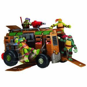 Simba Toys Camion de combat Tortues Ninja