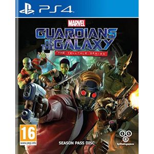 Les Gardiens de la Galaxie : The Telltale Series [PS4]