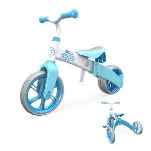 Yvolution Yvélo Flippa - Tricycle 2-en-1