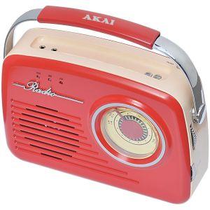 Akai AR-78R Retro - Radio analogique AM / FM