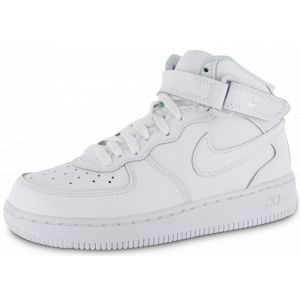 Nike Air Force 1 Mid Enfant Blanche 28 1/2 Baskets