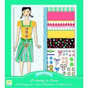 Djeco Oh ! la mode : Le dressing d'Alma