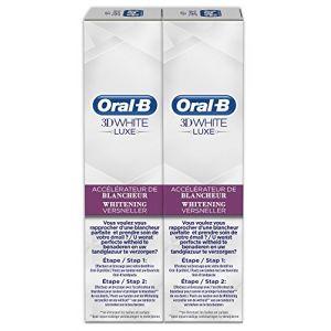Oral-B 3D White Luxe - Accélérateur de blancheur (75 ml)