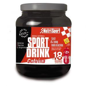 Nutrisport Isotonique Sportdrink With Caffeine 750 Ml