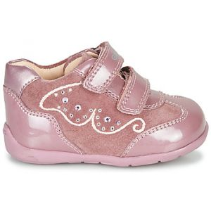 Geox Chaussures enfant B KAYTAN rose - Taille 18,19,20,22,23