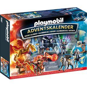 Playmobil 70187 Calendrier Adventskalender Jouet Jouets Multicolore Taille unique - version allemande