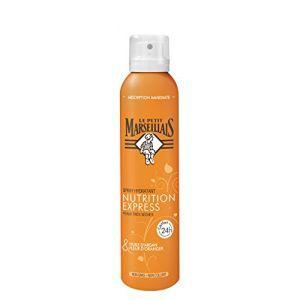 Le Petit Marseillais Spray Nutrition Express Huile d'Argan/Fleur d'Oranger 200 ml
