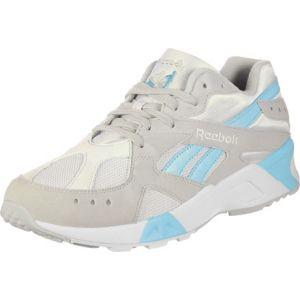Reebok Aztrek chaussures blanc gris bleu 36,5 EU