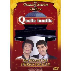 Quelle Famille ! - de Francis Joffo