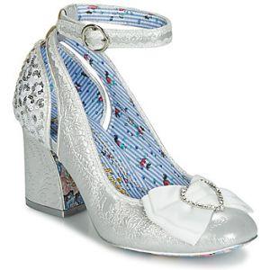 Irregular Choice Chaussures escarpins DEITY Argenté - Taille 39,41