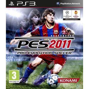 PES 2011 : Pro Evolution Soccer [PS3]