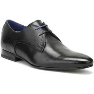 Ted Baker Chaussures Mens Black Leather Peair Shoes-UK 8 Noir - Taille 42,43