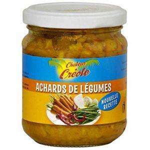 Chaleur Créole Achards de Légumes - Le pot de 200g