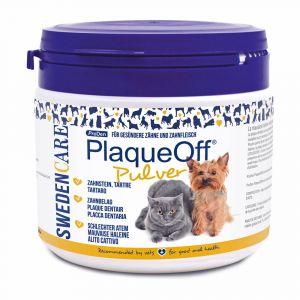 ProDen PLAQUE OFF Poudre hygiène dentaire - Pour chien et chat - 420 g