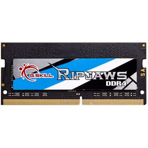 G.Skill F4-3000C16S-8GRS - RipJaws Series SO-DIMM 8 Go DDR4 3000 MHz CL16