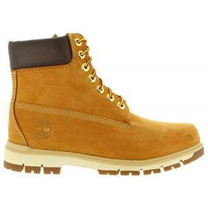 Timberland Radford 6-inch Waterproof, Bottes et Bottines Classiques Homme, Marron Wheat Nubuck, 43 EU