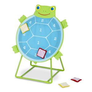 Image de Melissa & Doug 16688 - Cible à scratch Tortue Snappy