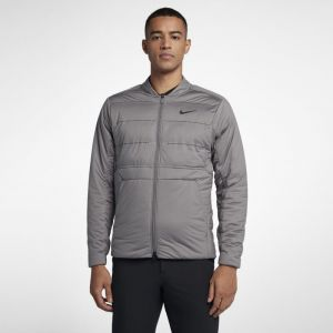 Nike Veste de Running Veste de golf AeroLoft pour Homme - Gris - Taille M