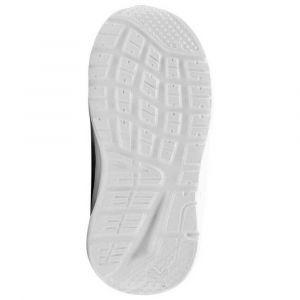 Puma Chaussure Basket Pure Jogger pour bébé, Noir/Jaune/Argent, Taille 27 |