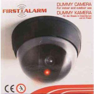 First alarm 76502 - Caméra de surveillance dôme factice d'extérieur