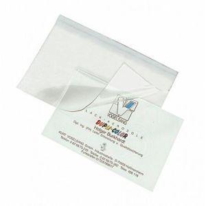 Durable 8231-19 - Sachet de 10 pochettes de plastification à froid SEAL IT, pour format 54x90, transparent