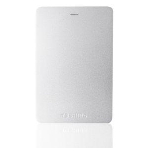 Toshiba Canvio Alu 500 Go - Disque dur externe 2,5'' USB 3.0