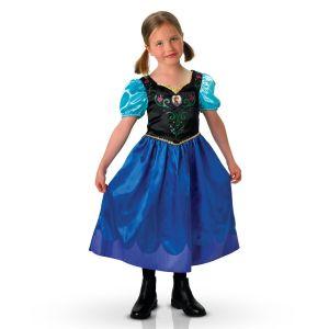 Rubie's Déguisement Anna La reine des Neiges (3 à 8 ans)