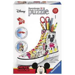 Ravensburger Puzzle Sneaker Mickey Mouse