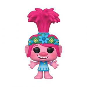 Funko Pop Movies: Trolls World Tour-Poppy Figurine de Collection, 47000, Multicolore