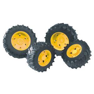 Bruder Toys 3314 - Roues avec jantes série 3000