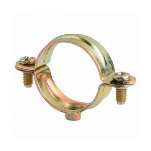 Index 50 colliers métalliques légers simple M6 D. 63 mm - ABM6063