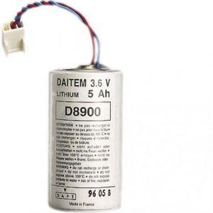 Hager Pile lithium 3,6 volts 5 ah batli01