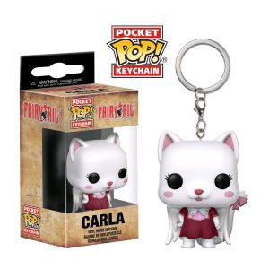 Funko Porte-clés Pocket Pop! Fairy Tail: Carla