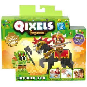 Kanaï Kids Kit créations Qixels Chevalier d'or