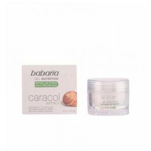 Babaria gel nutritif à l'extrait de bave d'escargot - effet peeling doux - 50ml