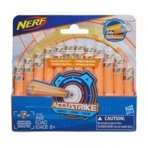 Hasbro 24 recharges pour Nerf Elite Accu strike