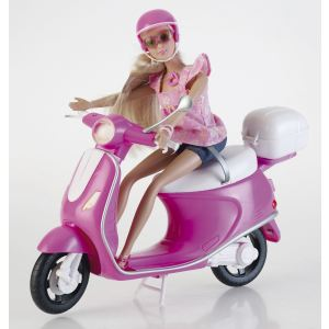 Simba Toys Steffi Love Chic City Scooter