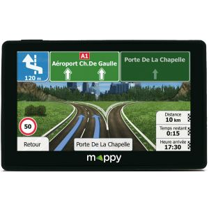 Mappy ITIE438 WEST Europe - GPS auto