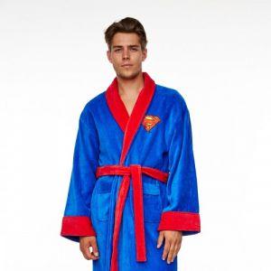 Robe factory Peignoir de bain Superman (taille L)