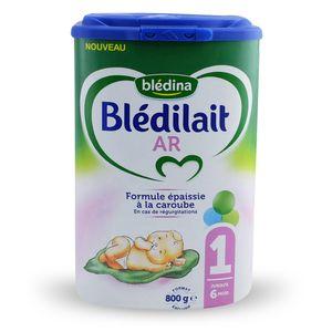 Blédina Blédilait AR 1er âge 800 g - de 0 à 6 mois