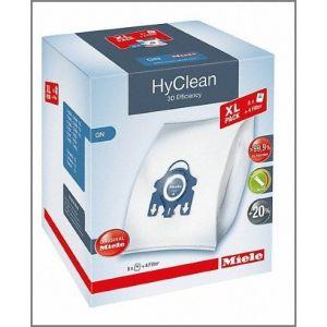 Miele Pack XL 3D GN - 8 sacs et 4 filtres pour aspirateur