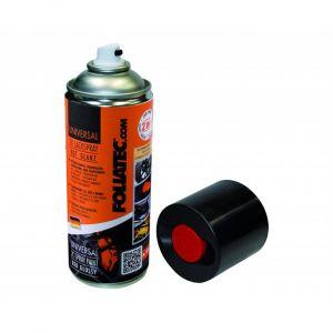 Bombe de peinture orange brillant FOLIATEC 2056 400 ml