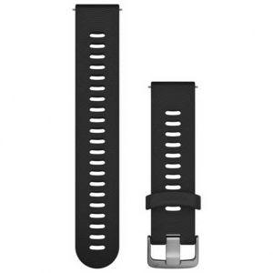Garmin Bracelet de rechange Forerunner 645, schwarz noir