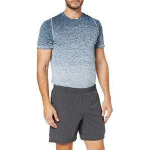 Adidas Supernova Short Homme, Grey Six, FR : L