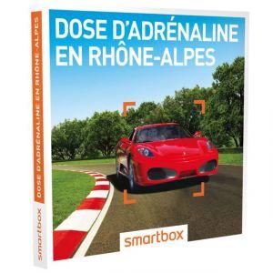 Smartbox Dose d'adrénaline en Rhône-Alpes - Coffret cadeau