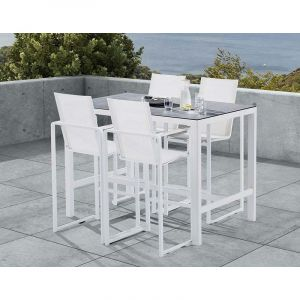 Wilsa Bar Set Star 4 Fauteuils